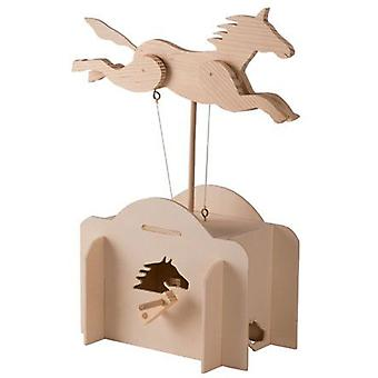 Pathfinders Automaton Horse Wooden Kit