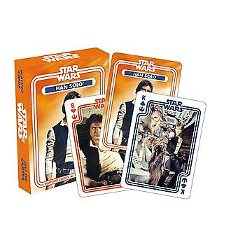 Star Wars Han Solo Deck of 52 Playing Cards (nm)