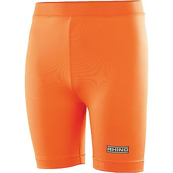 Rhino Boys Lightweight Quick Drying Sporty Baselayer Shorts