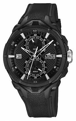 Lotus Mens Chronograph L18107/4 Watch