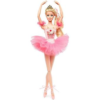 Barbie DVP52 Signature Ballet Wishes Doll with Braided Hair, Tutu and Ballet Shoes