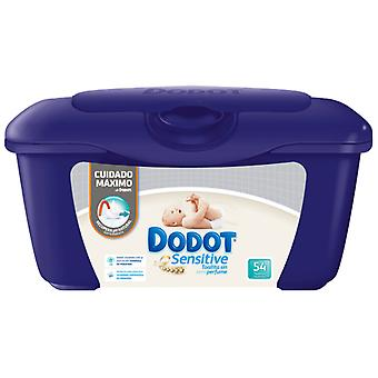 Dodot Box of Wipes Sensitive 54 Units (Baby & Toddler , Diapering , Baby Wipes)