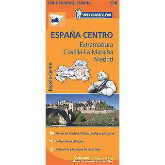 Extremadura - Castilla-la Mancha - Madrid - 9782067184350 Book