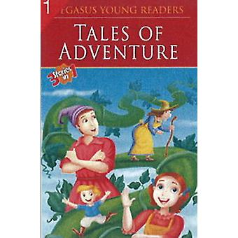 Tales of Adventure - Level 1 by Pegasus - 9788131917282 Book