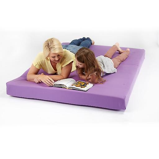 FutonBlack Cotton Out Fold Bed Z Double L34AR5j