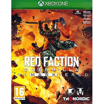 Red Faction Guerilla Remarstered  - Xbox One