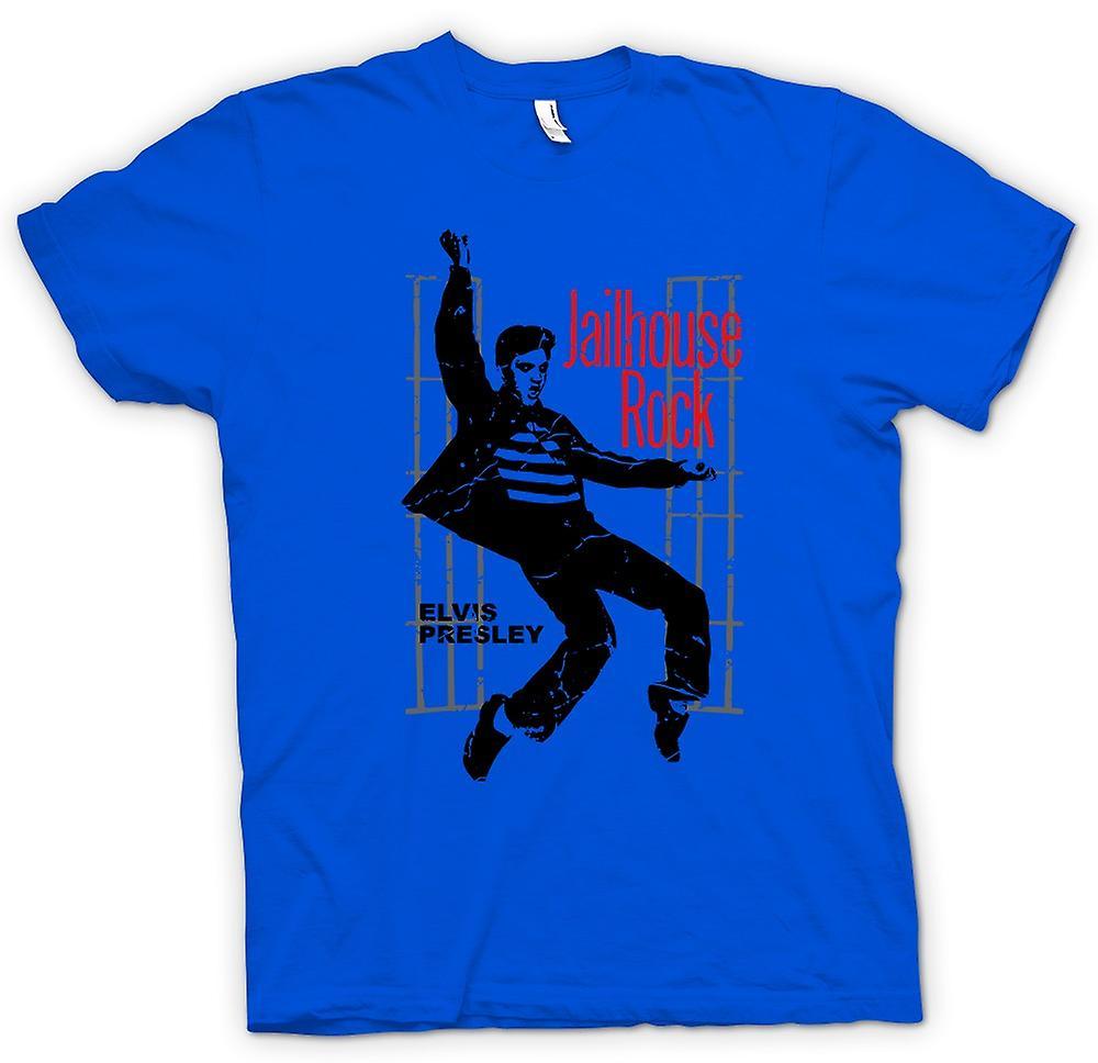 Kinder T-shirt-Elvis Presley Jailhouse Rock