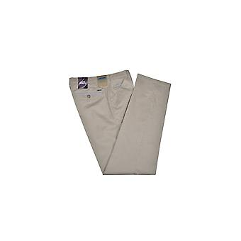 Meyer Cotton Trouser Stone