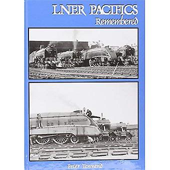 LNER Pacifics Remembered