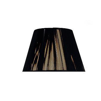 Mantra Silk String Shade Noir 190/300mm X 195mm
