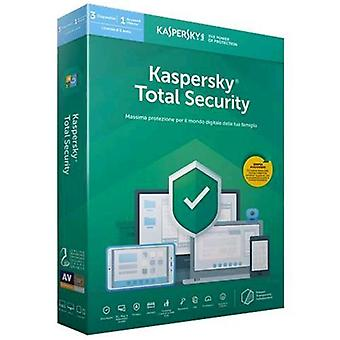Kaspersky total security 2019 license for 3 devices for 1 year version-full (english)