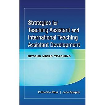 Stratégies pour l'assistant d'enseignement et le développement international d'assistant d'enseignement : au-delà de l'enseignement de micro (JB Anker)