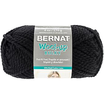 Wool-Up Bulky Yarn-Black 161150-50040