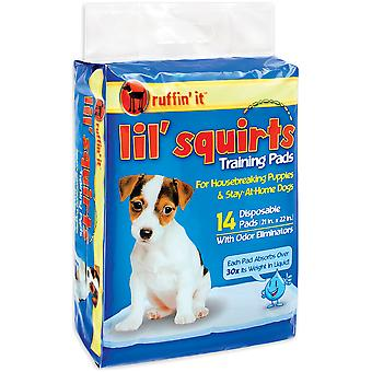 Lil' Squirt Training Pads 14/Pkg- 82014