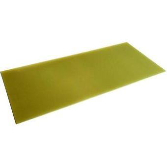 Epoxy sheet Carbotec (L x W) 350 mm x 150 mm 2.5 mm