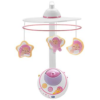 Chicco Magical Carousel Pink Stars (Toys , Preschool , Babies , Musical Mobiles)