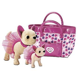 Simba Puppies Chi Chi Love With Love Baby Bag