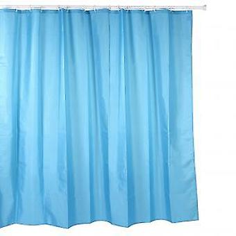 Tatay Polyester shower curtain 220 X 200 Blue (DIY , Hardware)
