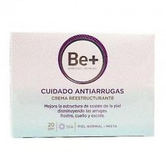 Be + Be + Anti-Wrinkle Day restruc Sfp 20 (Cosmetics , Facial , Creams with treatment)