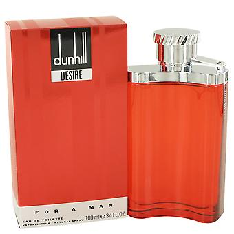 Desire Red By Alfred Dunhill Edt Spray 100ml