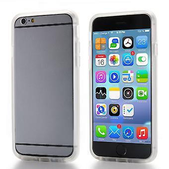 TPU rubber bumper for iPhone 6 4.7 (transparent)