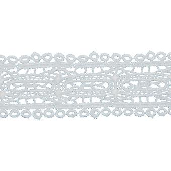 Oval Galloon Venice Lace Trim 1-1/2
