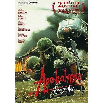 Apocalypse Now Tchéquie Poster Art 1979 Movie Poster Masterprint