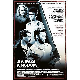 ملصق الفيلم المملكة الحيوانية (11 × 17)