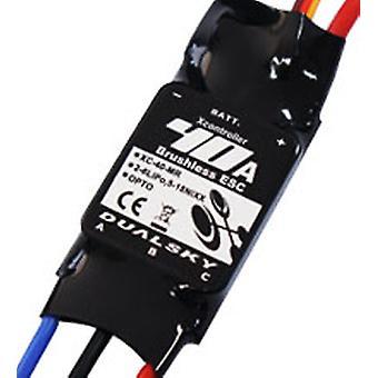 DualSky XC-401-MR, 40 amps ESC
