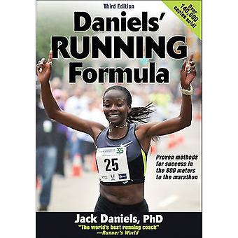 Daniels Running Formula3rd Edition by Jack Daniels