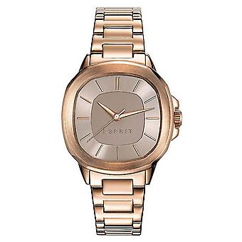 ESPRIT ladies watch bracelet watch Fiona Rosé stainless steel ES108632003