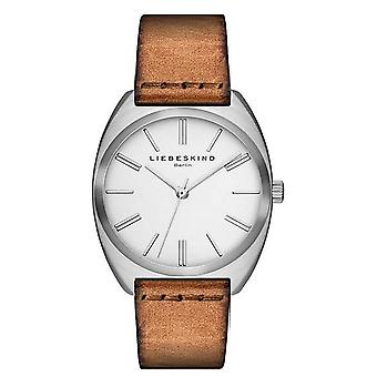 LIEBESKIND BERLIN ladies watch wristwatch leather LT-0059-LQ