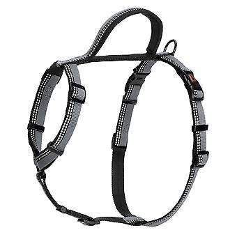 Halti Nylon Walking Harness Black Extra Small 35-48cm
