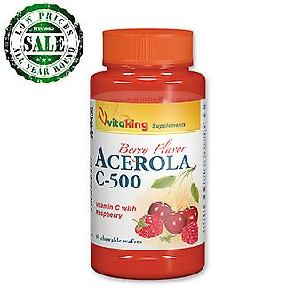 Acerola C500 (40 chewable tablets)