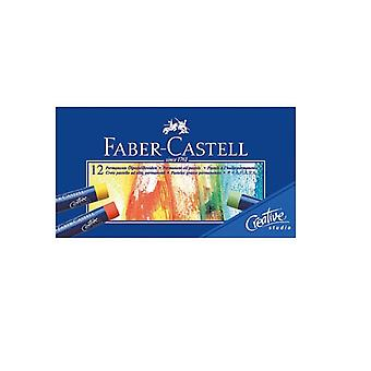 Goldfaber Oil pastel crayon F-C 12/set
