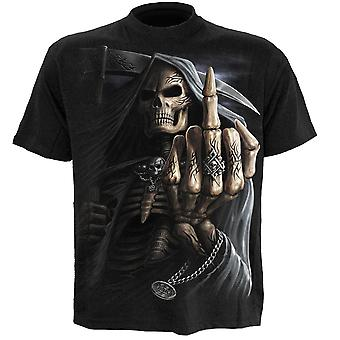 Spirale Bone Finger T-Shirt
