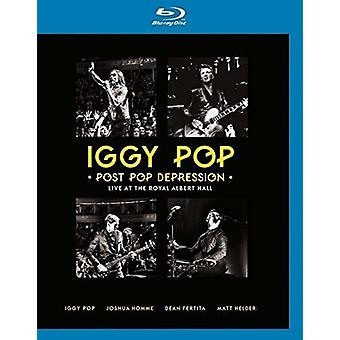 Iggy Pop - Post Pop Depression Live at the Royal Albert Hall [Blu-ray] USA import