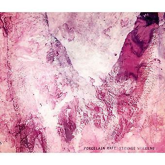 Porcelain Raft - Strange Weekend [CD] USA import