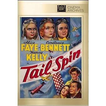 Tail Spin [DVD] USA import