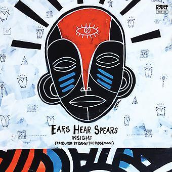 Indsigt i Truncator / Jan Fudgemunk - ører høre Spears [Vinyl] USA import