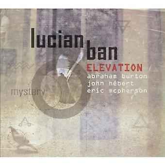 Ban, Lucian Elevation Quartet - Misery [CD] USA import