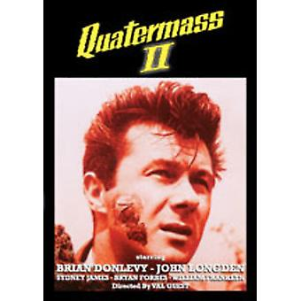 Quatermass II [DVD] USA import