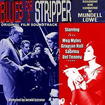 Mundell Lowe - Blues for en Stripper [Vinyl] USA import