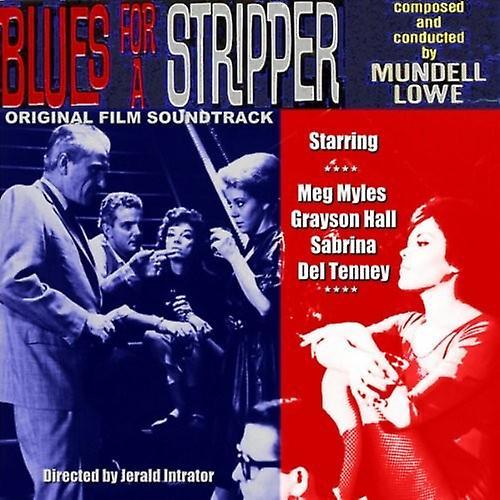 Mundell Lowe - Blues for a Stripper [Vinyl] USA import
