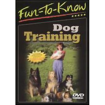 Hundetræning [DVD] USA importerer