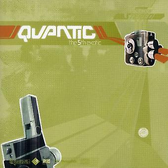 Quantic - 5 eksotiske [CD] USA importerer