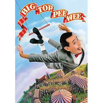 Big Top Pee-Wee [DVD] USA import