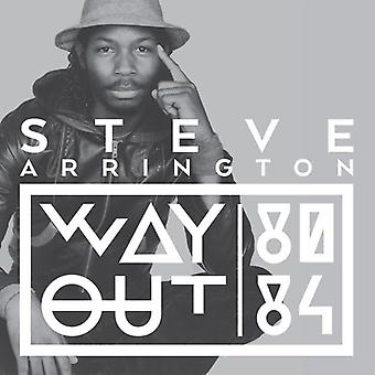 Steve Arrington - Way Out (80-84) [CD] USA Importer