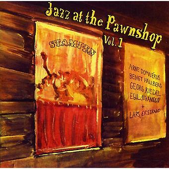 Arne Domnerus - Arne Domnerus: Vol. 1-Jazz på Pawnshop [CD] USA importen