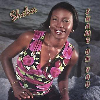 Sheba - Shame on You [CD] USA import
